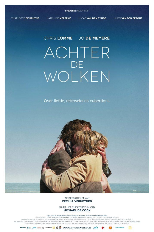 Affiche ACHTER DE WOLKEN
