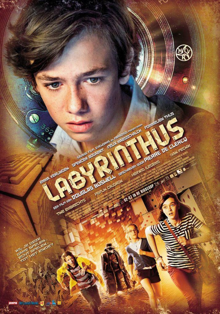 Affiche LABYRINTHUS