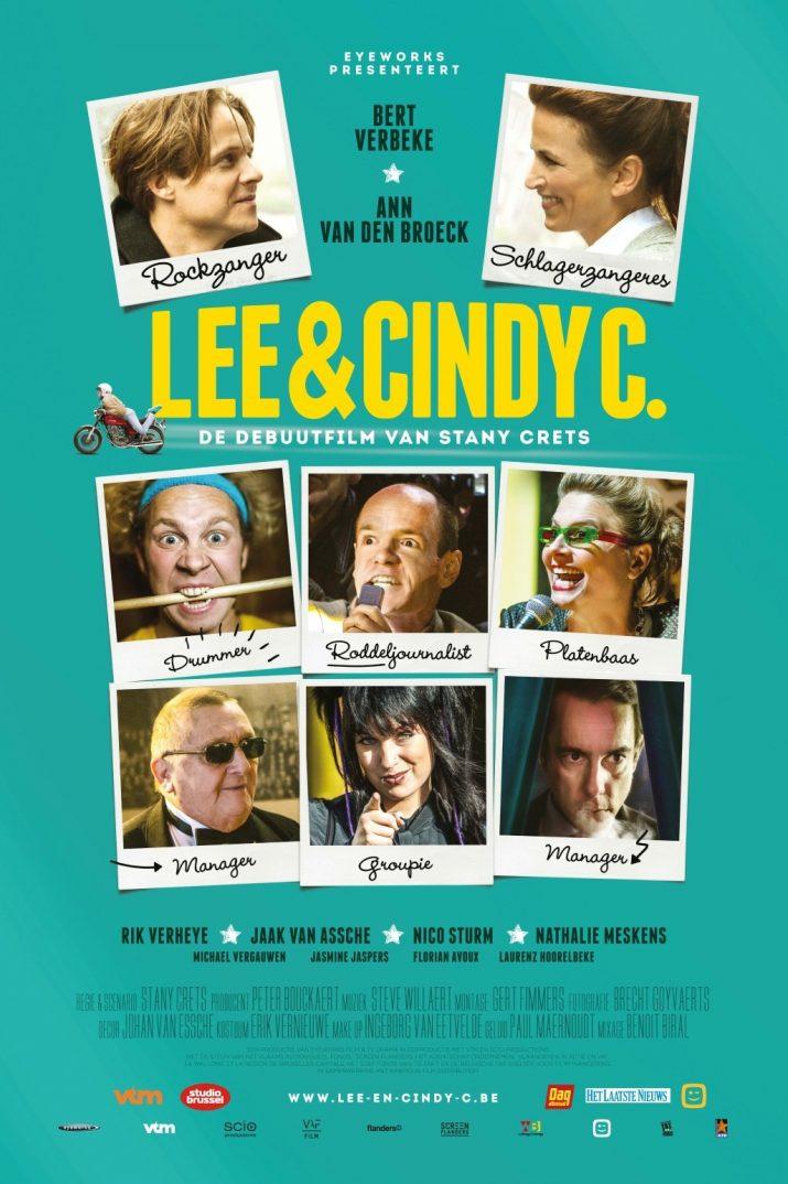Affiche LEE & CINDY C.
