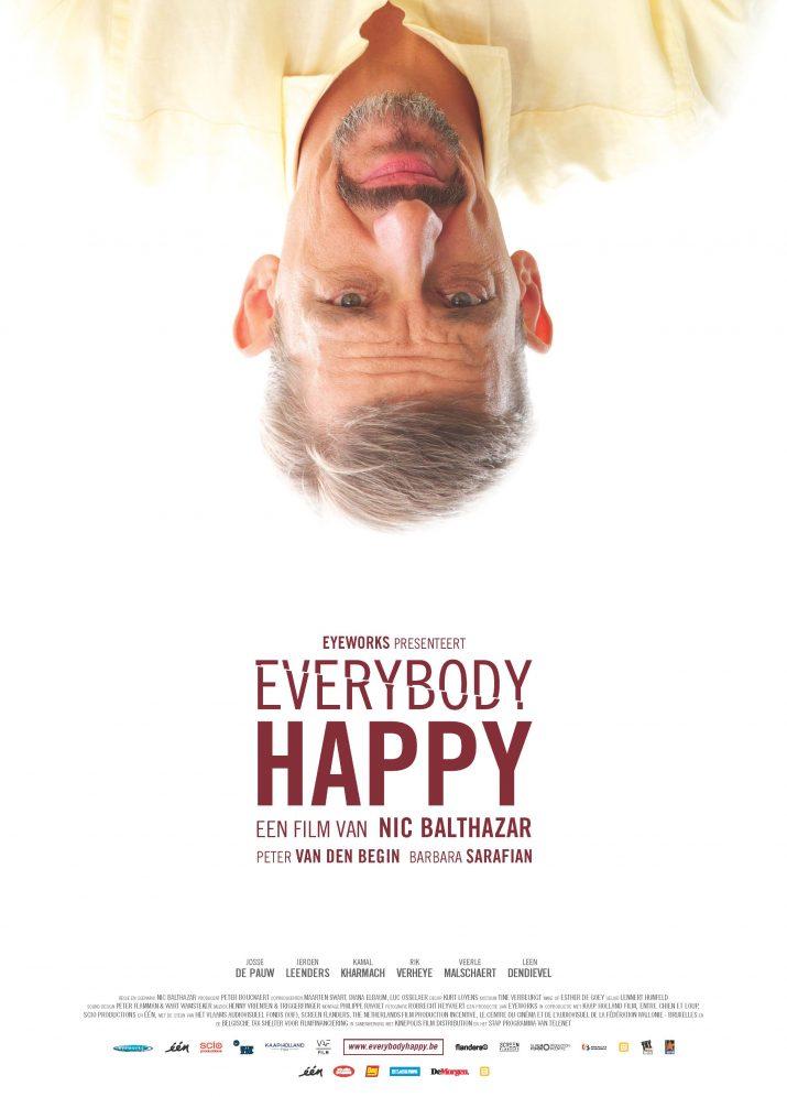 Affiche EVERYBODY HAPPY