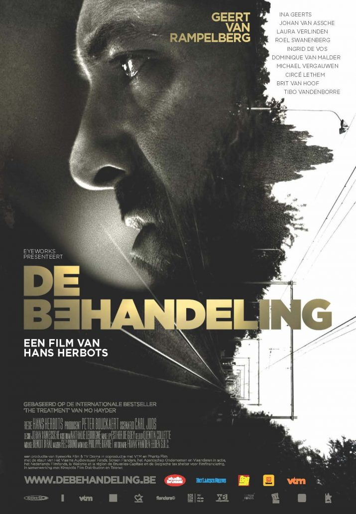Affiche DE BEHANDELING