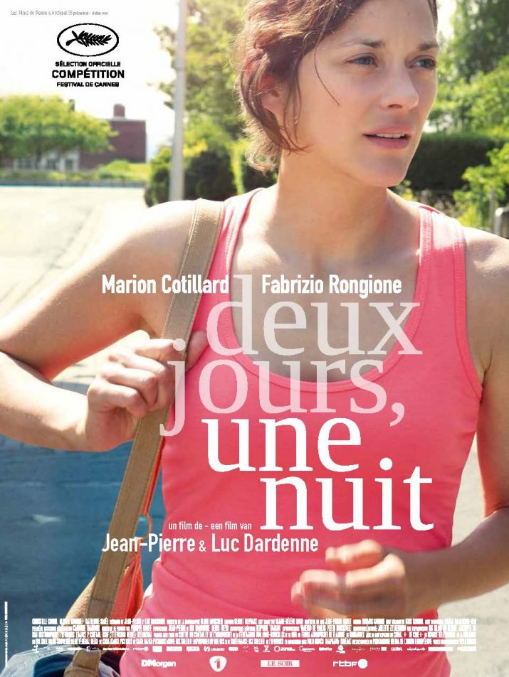 Affiche TWO DAYS, ONE NIGHT