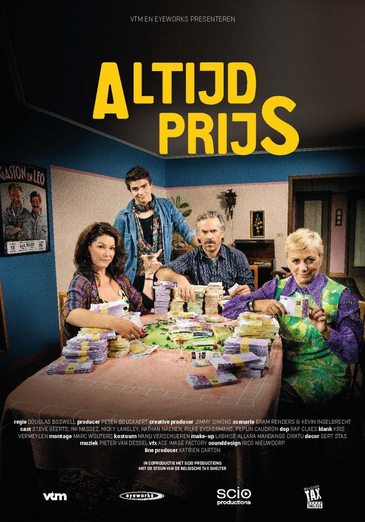 Affiche LOTTERY WINNERS