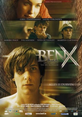 Affiche BEN X