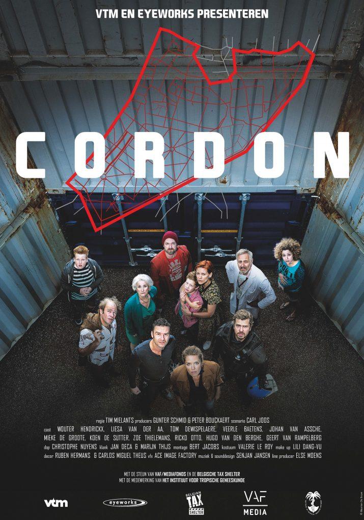 Affiche CORDON