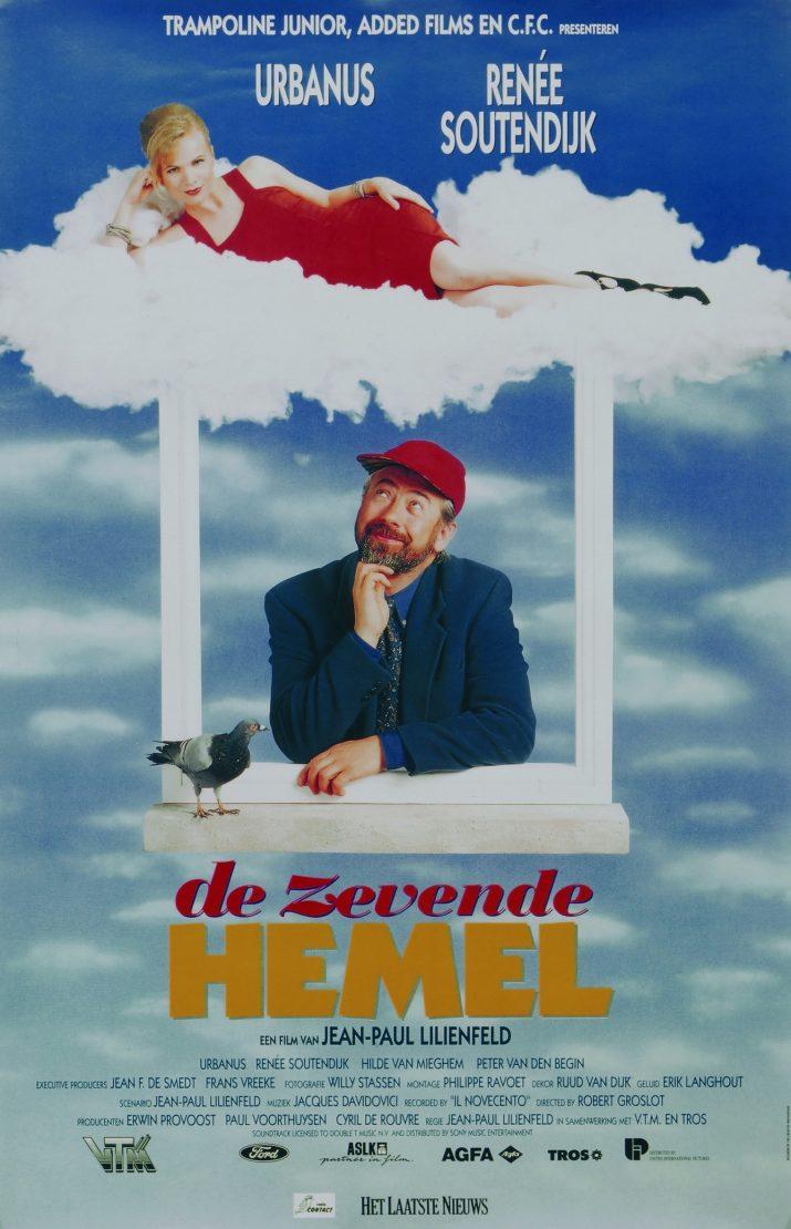 Affiche SEVENTH HEAVEN