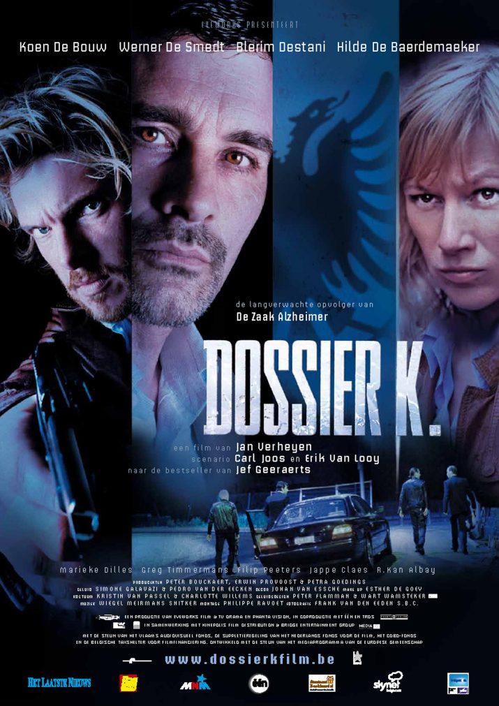 Affiche DOSSIER K.