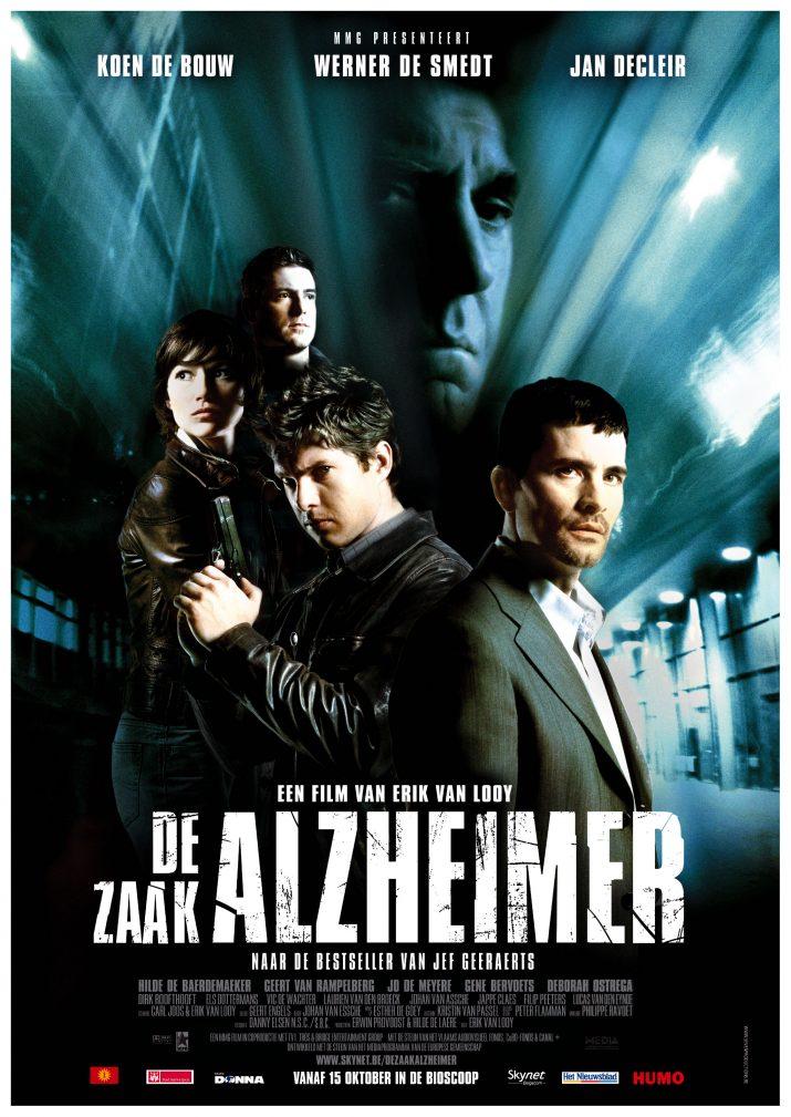 Affiche THE ALZHEIMER CASE