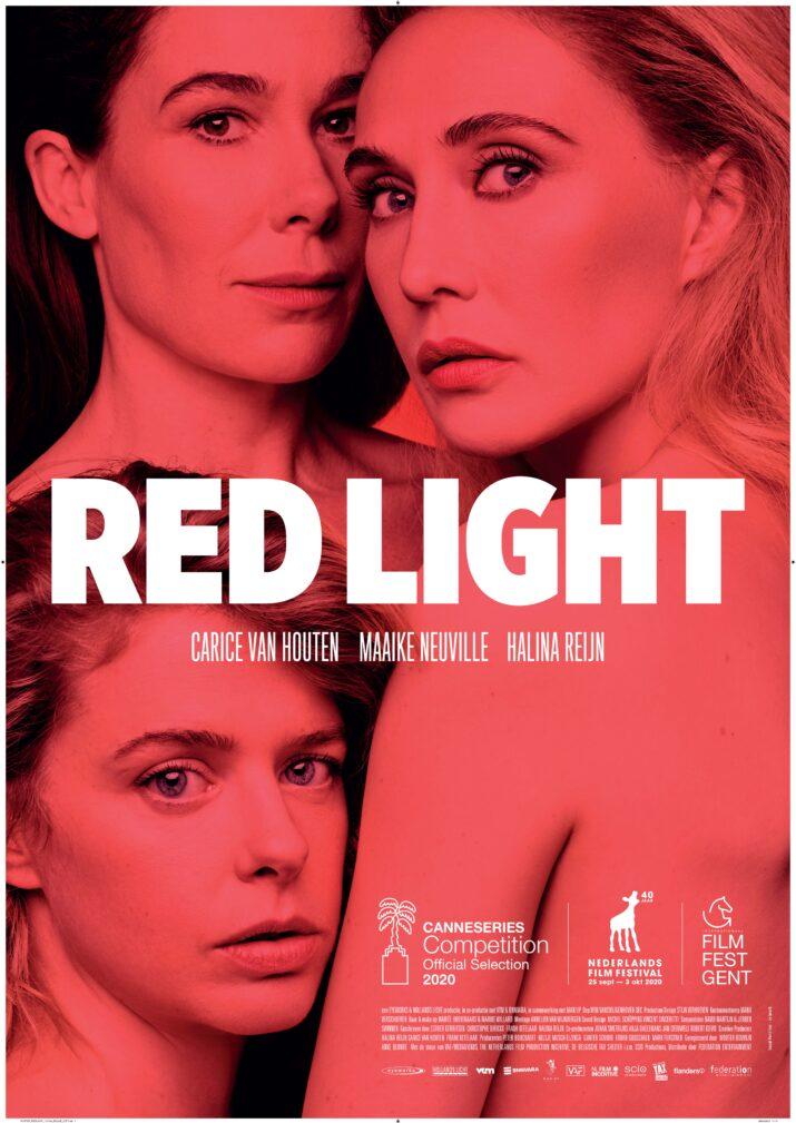 Affiche RED LIGHT